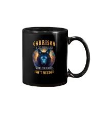 GARRISON Rule Mug thumbnail