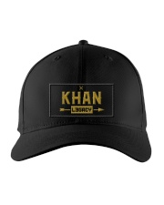 Khan Legacy Embroidered Hat front