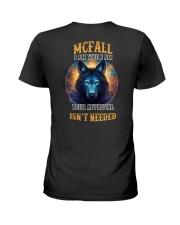 MCFALL Rule Ladies T-Shirt thumbnail