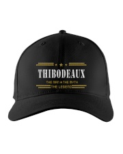 THIBODEAUX Embroidered Hat front