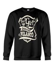 POLANCO with love Crewneck Sweatshirt thumbnail