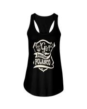 POLANCO with love Ladies Flowy Tank thumbnail