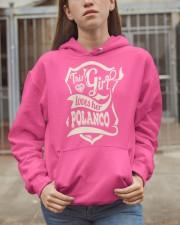 POLANCO with love Hooded Sweatshirt apparel-hooded-sweatshirt-lifestyle-07