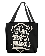 POLANCO with love All-over Tote thumbnail