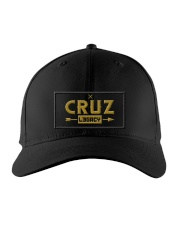 Cruz Legacy Embroidered Hat front