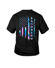 Sandberg Flag Youth T-Shirt thumbnail
