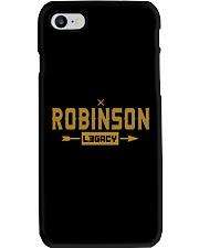 Robinson Legacy Phone Case tile