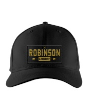 Robinson Legacy Embroidered Hat front