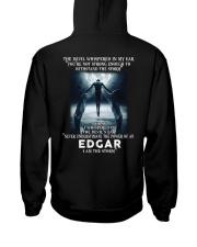 EDGAR Storm Hooded Sweatshirt back