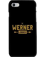 Werner Legacy Phone Case thumbnail