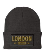 London Legend Knit Beanie front