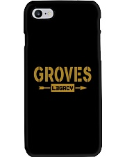Groves Legacy Phone Case thumbnail