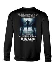 HINSON Storm Crewneck Sweatshirt thumbnail