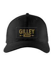 Gilley Legend Embroidered Hat front