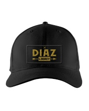 Diaz Legacy Embroidered Hat front