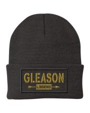 Gleason Legend Knit Beanie front