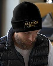 Gleason Legend Knit Beanie garment-embroidery-beanie-lifestyle-06