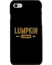 Lumpkin Legend Phone Case thumbnail
