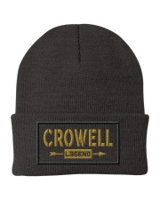 Crowell Legend Knit Beanie front