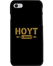 Hoyt Legend Phone Case tile