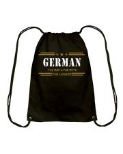 GERMAN Drawstring Bag thumbnail