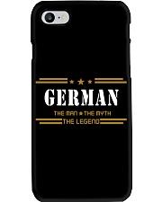 GERMAN Phone Case tile