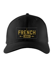 French Legacy Embroidered Hat front