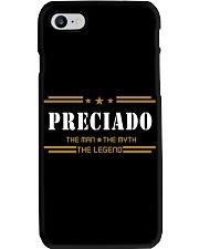 PRECIADO Phone Case thumbnail