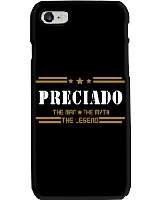 PRECIADO Phone Case tile