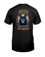JAVIER Rule Classic T-Shirt thumbnail