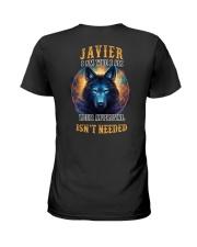 JAVIER Rule Ladies T-Shirt thumbnail