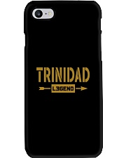 Trinidad Legend Phone Case thumbnail
