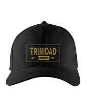 Trinidad Legend Embroidered Hat front