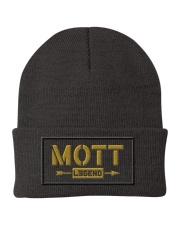 Mott Legend Knit Beanie front