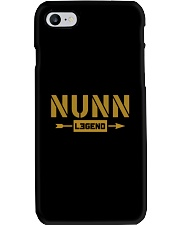 Nunn Legend Phone Case thumbnail