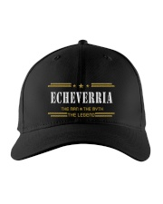ECHEVERRIA Embroidered Hat front