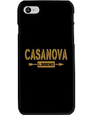 Casanova Legend Phone Case thumbnail