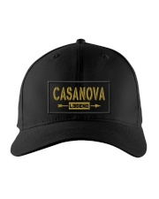 Casanova Legend Embroidered Hat front