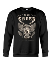 GREEN 05 Crewneck Sweatshirt thumbnail
