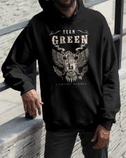 GREEN 05 Hooded Sweatshirt apparel-hooded-sweatshirt-lifestyle-front-11