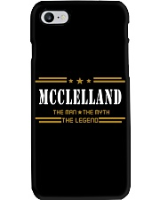 MCCLELLAND Phone Case thumbnail