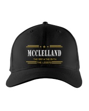 MCCLELLAND Embroidered Hat front
