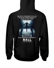 BALL Storm Hooded Sweatshirt back