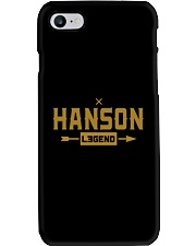 Hanson Legend Phone Case thumbnail
