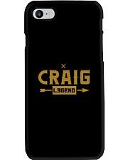 Craig Legend Phone Case thumbnail