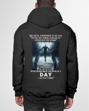 DAY Storm Hooded Sweatshirt garment-hooded-sweatshirt-back-01