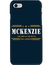 MCKENZIE Phone Case thumbnail