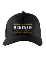MCKENZIE Embroidered Hat front