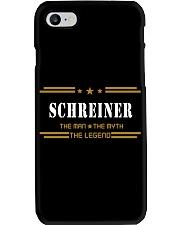 SCHREINER Phone Case thumbnail