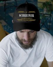 SCHREINER Embroidered Hat garment-embroidery-hat-lifestyle-06